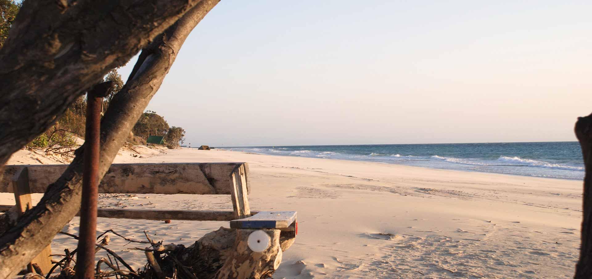 holiday accommodation at moreton island moreton bay boat. Black Bedroom Furniture Sets. Home Design Ideas